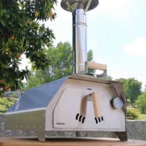 Fiesta houtgestookte pizza oven