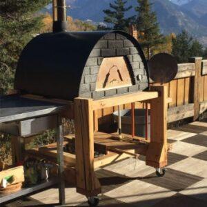 Maximus Prime Pizza oven